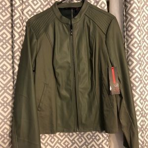 Cute olive jacket